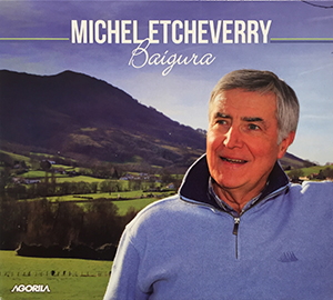 Album Baigura - Michel Etcheverry